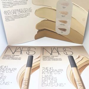 💋2/12$💋 Nars radiant creamy concealer samples